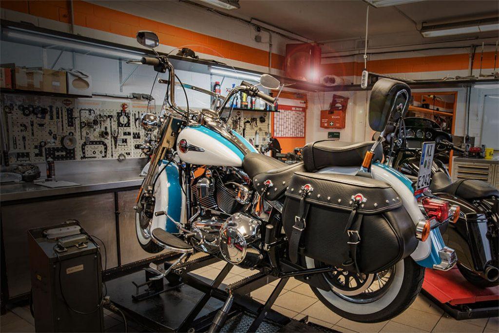 Harley-Davidson Kiel Werkstatt